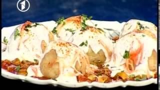 Ashpazi - Potato dumplings -