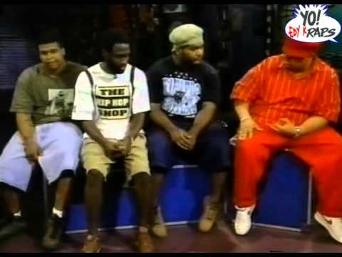 Heady D - Interview with De La Soul @ MTV Jams 1995 (HQ)