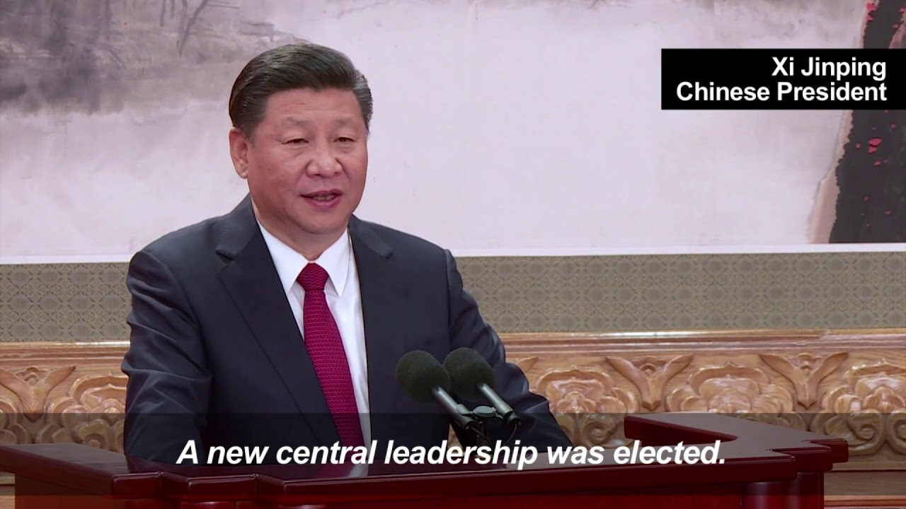 Xi reappointed at helm of China's ruling council