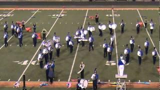 Carlsbad High School Cavemen Band Marching Show 2011