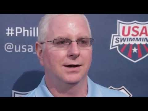 Bob Bowman comments on Phelps .01 loss in 100 butterfly