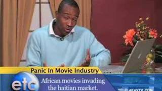 Haitian Movie Crisis On Tele Lakay