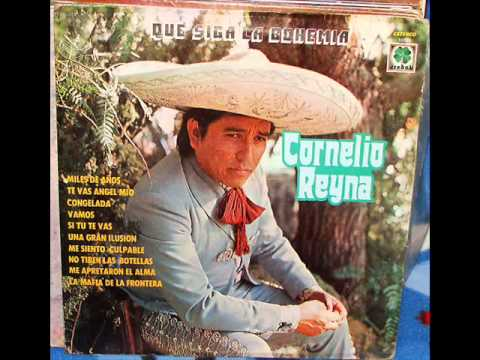 Cornelio Reyna. Mil Noches.