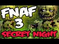 FNAF 3 NIGHTMARE MODE + ANIMATRONICS REAL NAMES | Five Nights at Freddy's 3 Night 6 Nightmare