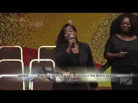 West Angeles COGIC Singers Got The Church Jumpin HD! 2015