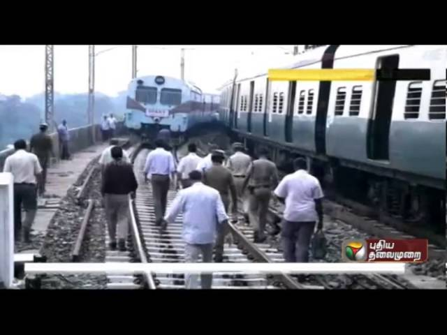 Regular train services restored between Chennai Beach and Velachery