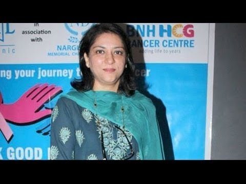 Priya Dutt At Look Good Feel Better - The Richfeel Cancer Initiative video