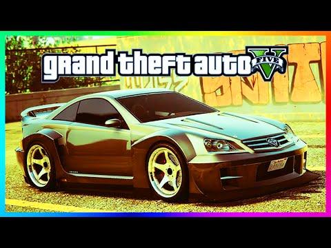"GTA 5 Online - Top 5 ""Underrated"" Cars! Best Overlooked Vehicles In GTA Online! (GTA 5 Best Cars)"