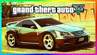 "GTA 5 Online - Top 5 ""Underrated"" Cars! Best Overlooked Vehicles In GTA Online! (GTA 5 Best Cars)"