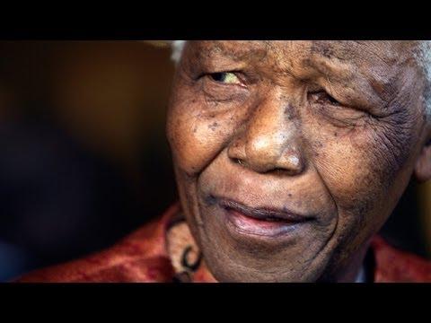 Nelson Mandela Video Obituary: 'For many he was saint-like'