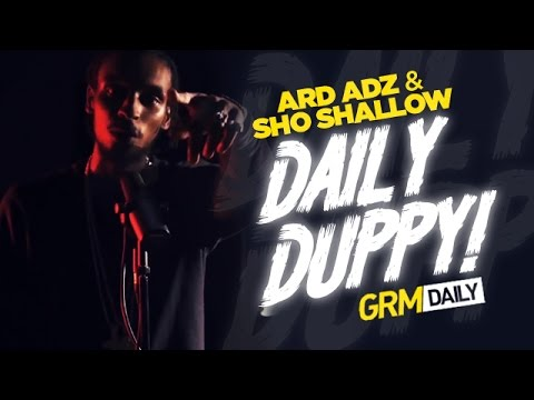 Ard Adz & Sho Shallow  - Daily Duppy S:05 EP:10 | GRM Daily