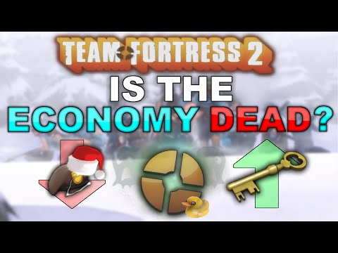 Is The Tf2 Economy Dead?! (Ear buds / Currencies)