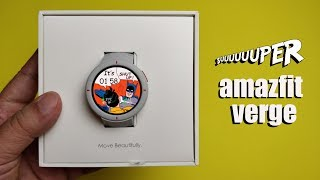 ПОЧЕМУ ОНИ САМЫЕ КРУТЫЕ: Amazfit Verge, всё что нужно знать перед покупкой!