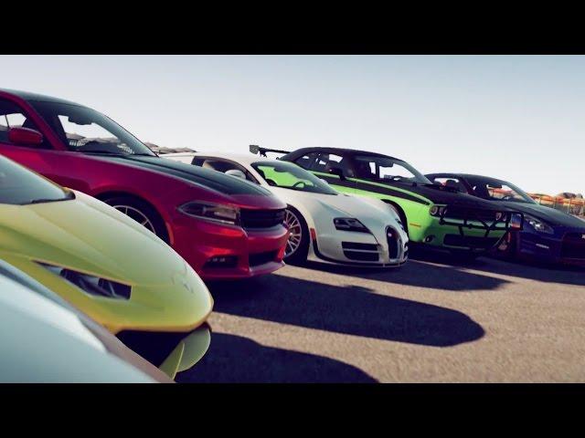 Forza Horizon 2 - Fast & Furious Gameplay Trailer