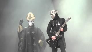 Ghost - Year Zero -  Live @ Rock en Seine - 28 08 2015