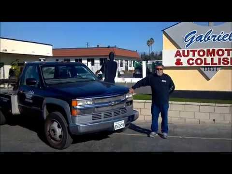 Automotive Air Conditioning Service, Gabriel's Automotive Ontario