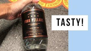 Four Pillars Is Tasty Gin