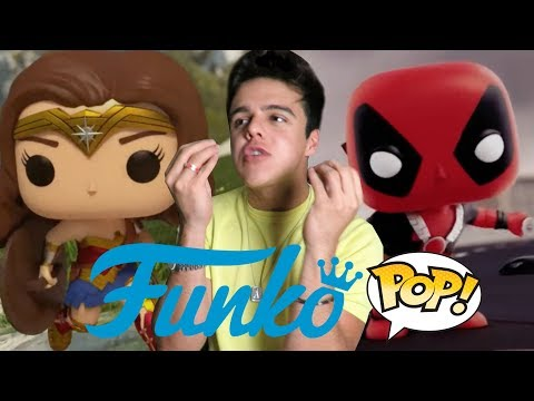 ¡HABRÁ PELÍCULA DE FUNKO POP! / NAVY