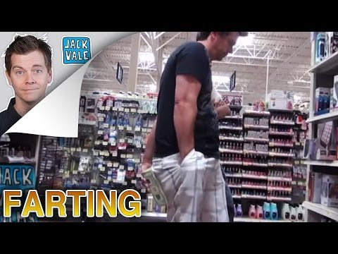 Farting video