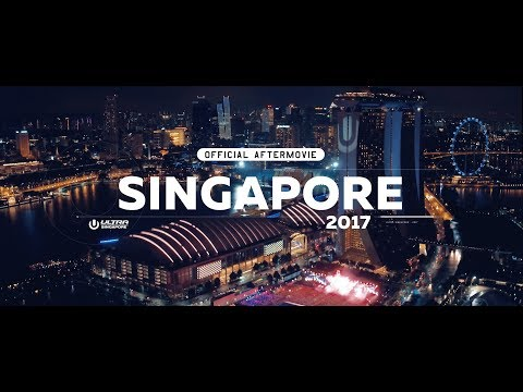 ULTRA EUROPE 2017 (Official 4K Aftermovie)