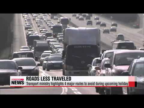 Transport ministry highlights 4 major routes to avoid during upcoming holiday