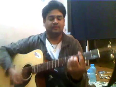 O Sanam (Lucky Ali) guitar version by Arjun