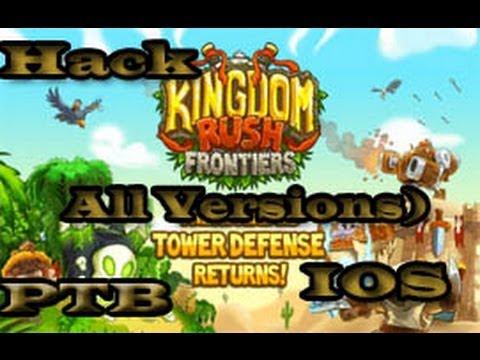 [HACK] Kingdom Rush Frontiers + iPad HD (All Versions)