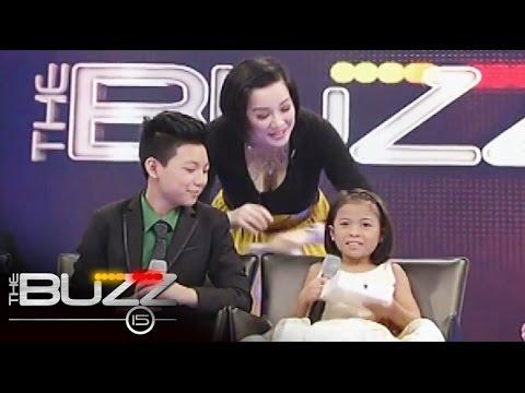 Kris Aquino fulfills Lyca