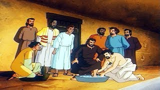 JESUS: A Kingdom Without Frontiers | Episode 20 | The Last Supper | Cartoon Series | English