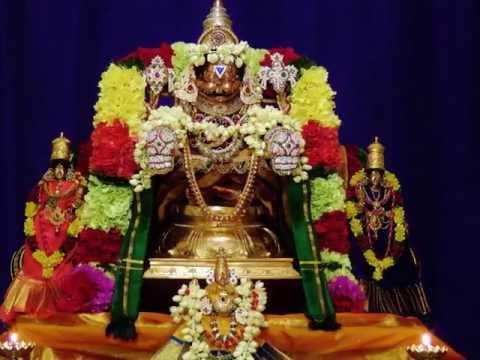 Sri Narasimha Sthothrani - Sri Ahobila Narasimha Panchamritha...