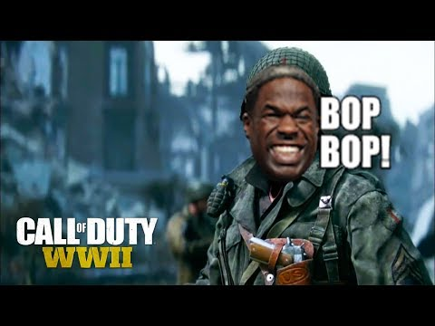 THIS GAME IS TOO EASY | Call of Duty: WWII