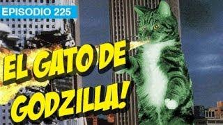 El Gato de Godzilla l whatdafaqshow.com