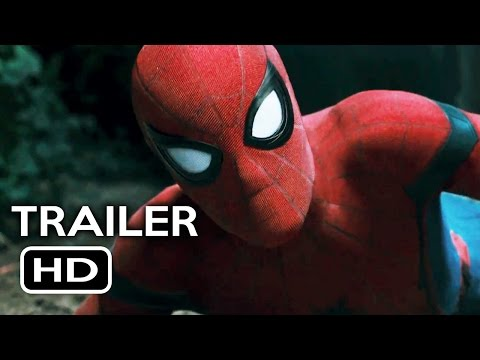 Spider-Man: Homecoming Official Trailer #1 (2017) Tom Holland, Robert Downey Jr. Movie HD thumbnail