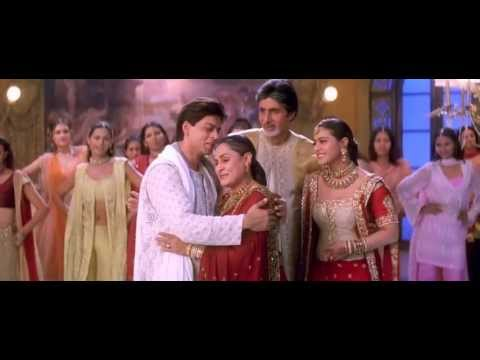 Bole Chudiyan - K3g(kabhi Khushi Kabhie Gham...) -hq- 720p With Lyrics video