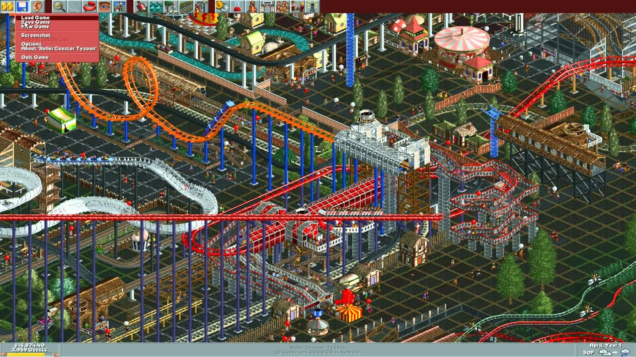 Roller coaster tycoon 3 sex sexual wemen