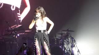 Download Lagu Camila Cabello - In The Dark - Live in Paris (NBTS Tour - 20/6/18) Gratis STAFABAND