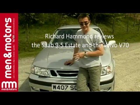 Richard Hammond Reviews The Saab 9-5 Estate & The Volvo V70