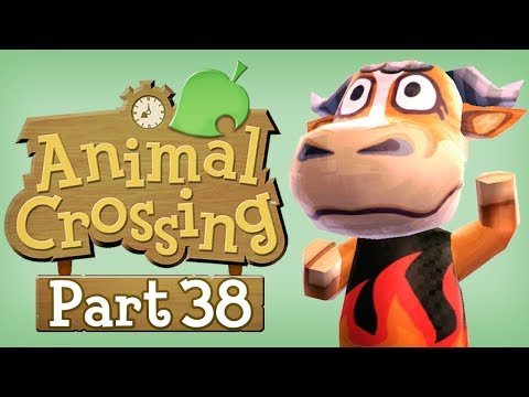 Let's Play Animal Crossing New Leaf - Part 38 (Adios Arcadia)