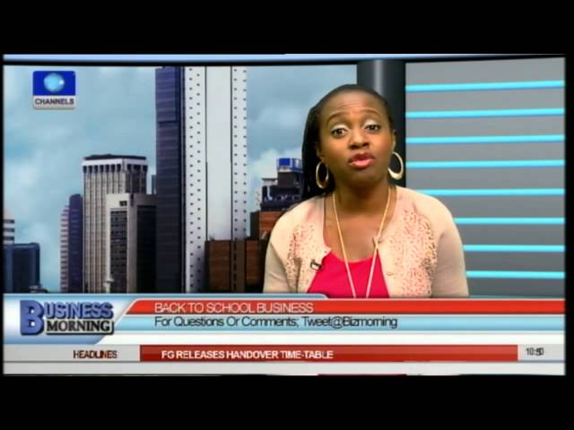 Business Morning: Challenges Of Nigeria's Fiscal Administration -- 24/04/15 Prt 3