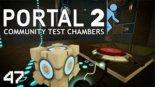 How To Solve Wheatley's Reprisal [Part 5] | Let's Play Portal 2 Community Test Chambers #47