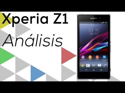 [Análisis] Sony Xperia Z1 (en español)