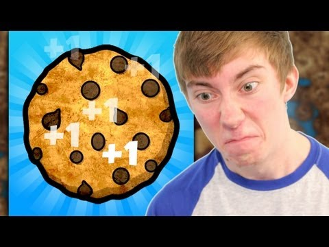 COOKIE CLICKERS (iPhone Gameplay Video)