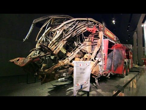 9/11 Museum Gets Ready to Open