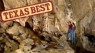 Texas Best - Caves (Texas Country Reporter)