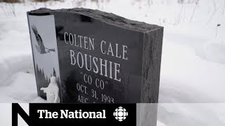 Racial tension front and centre at Colten Boushie trial