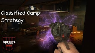 Classified Fast Camping Strategy Guide - Black Ops 4 Zombies