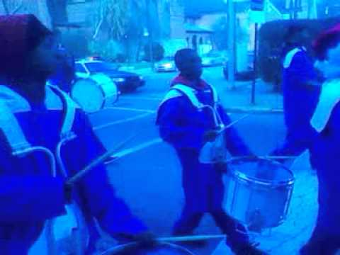 Wilkinsburg MArching band