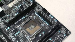 GIGABYTE AMD 990FX, Z68 Gaming and X79A-UD3 mobos detailed