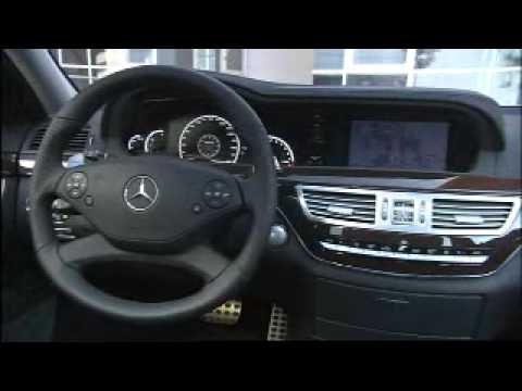 2010 Mercedes S63 AMG & S65 AMG Promotional Footage