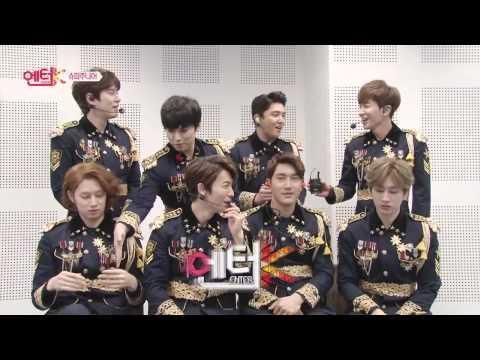 150227 엔터-k Super Junior Video Message video